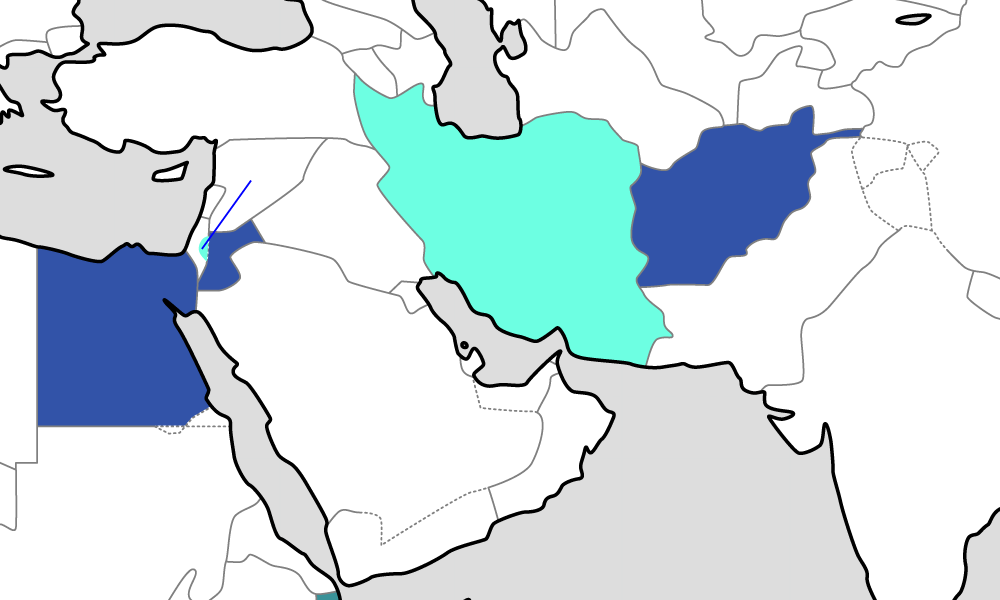 Middle East / North Africa