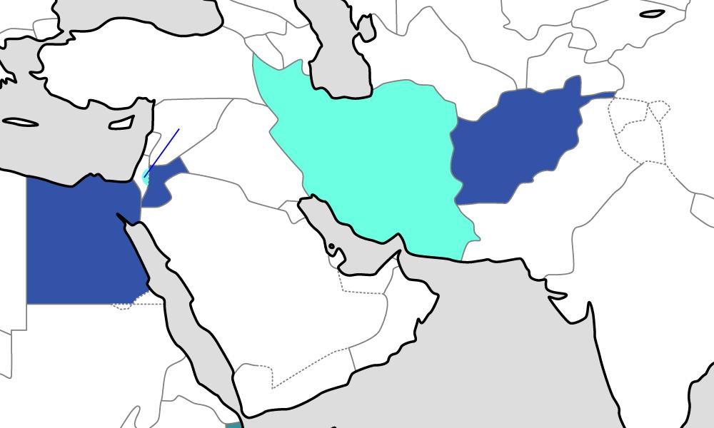 中東・北アフリカ