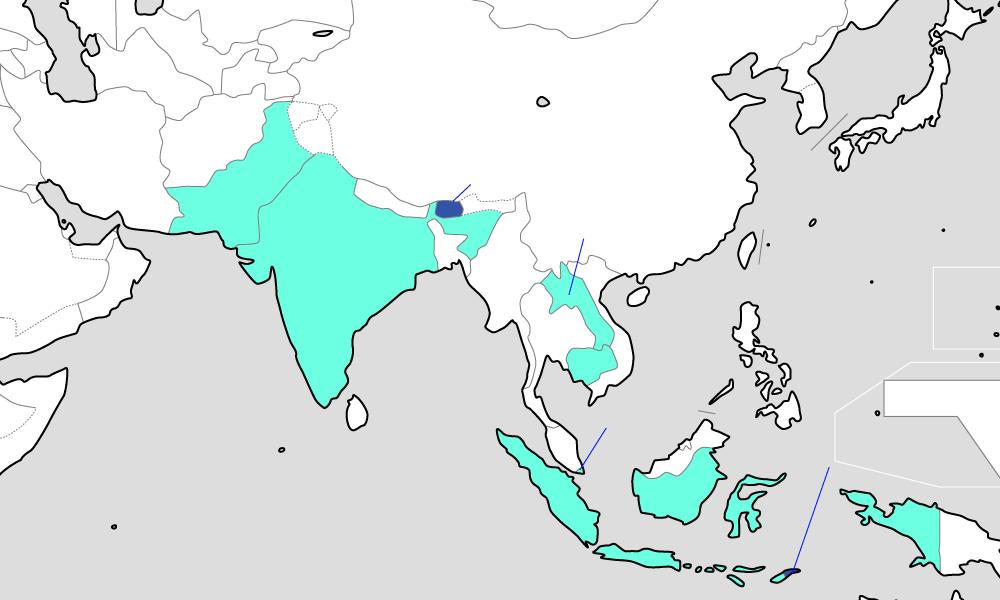 東南アジア・南アジア